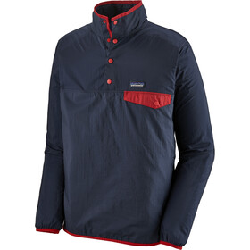 Patagonia Houdini Snap-T Veste à enfiler Homme, stone blue with neo navy
